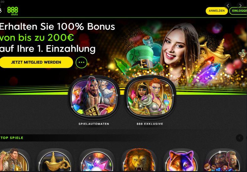 888 slots bonus test