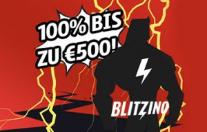 Blitzino casino Bonus