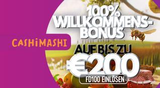 cashimashi casino bonus code