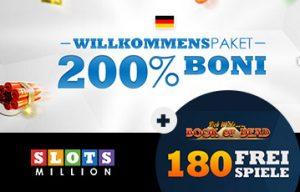 Slots Million Bonus