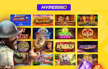 hyperino slots