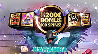 karamba bonus 1
