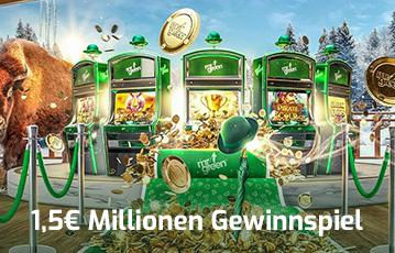 Mr Green Aktionen