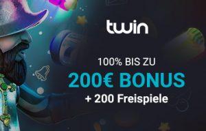 Twin Bonus code